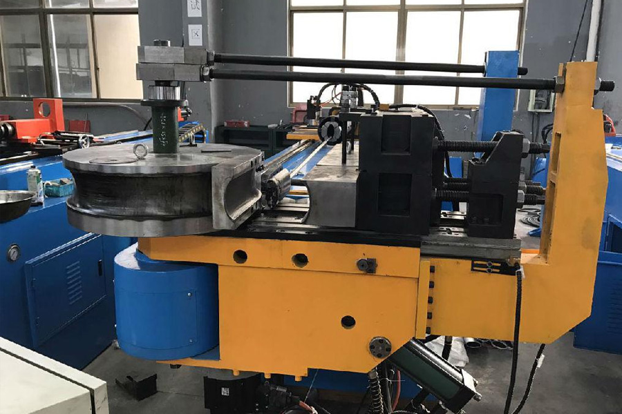 The Composition Of CNC Bending Machine